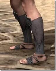 Fang Lair Ancestor Silk Shoes - Female Side