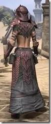 Fang Lair Rubedite - Female Rear