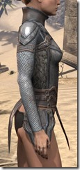 Orc Steel Cuirass - Female Right