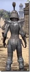 Orc Steel - Female Close Rear