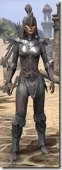 Orc Steel - Female Front