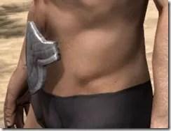 Orc Steel Girdle - Male Side