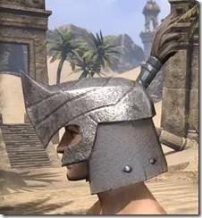 Orc Steel Helm - Male Side