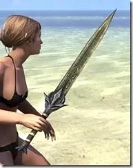 Outlaw Orichalc Sword 2