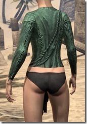 Prisoner Style 2 Shirt - Female Rear