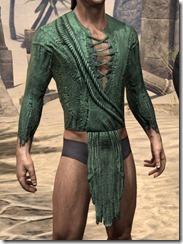 Prisoner Style 2 Shirt - Male Front
