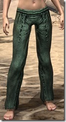 Prisoner Style 2 Trousers - Female Front