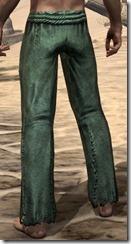 Prisoner Style 2 Trousers - Male Rear