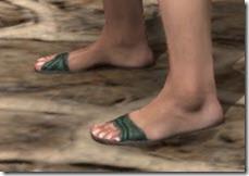 Prisoner's Sandals - Female Side