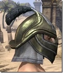 Redguard Orichalc Helm - Male Right