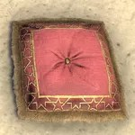 Redguard Throw Pillow, Desert Flame