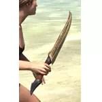 Wood Elf Dwarven Dagger