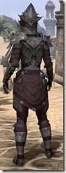 Worm Cult Rubedo Leather - Female Rear