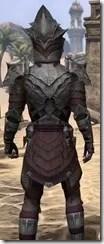 Worm Cult Rubedo Leather - Male Close Rear
