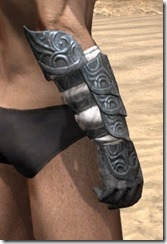 Abah's Watch Gauntlets - Male Right
