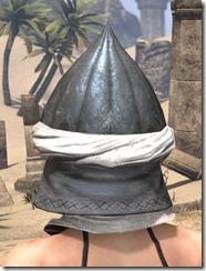 Abah's Watch Helm - Female Rear