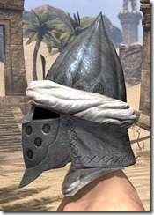 Abah's Watch Helm - Male Side