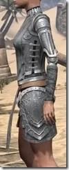 Apostle Iron Cuirass - Female Side