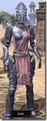 Apostle Iron - Dyed Front