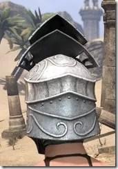 Apostle Iron Helm - Female Rear