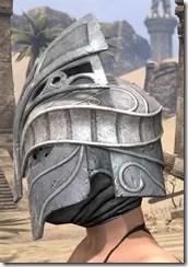 Apostle Iron Helm - Female Side