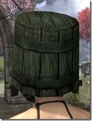 Bucket Dyed Rear
