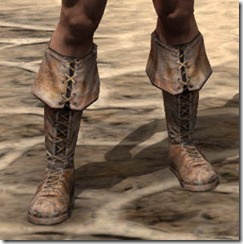 Cuffed Boots - Male Front
