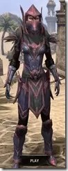 Dark Elf Dwarven - Dyed Front