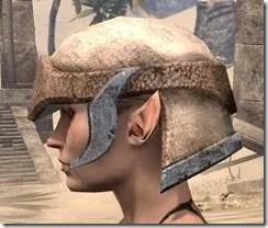 Dark Elf Homespun Hat - Female Side
