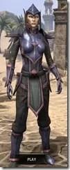Dark Elf Iron - Dyed Front