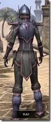 Dark Elf Iron - Dyed Rear