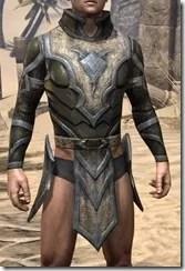 Dark Elf Orichalc Cuirass - Male Front