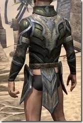 Dark Elf Orichalc Cuirass - Male Rear