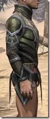 Dark Elf Orichalc Cuirass - Male Right