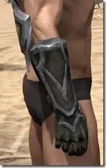 Dark Elf Orichalc Gauntlets - Male Right