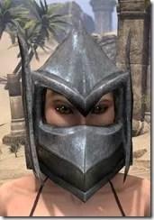 Dark Elf Orichalc Helm - Female Front
