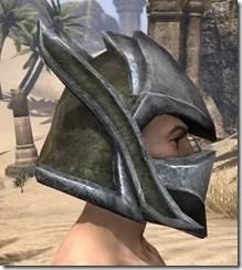 Dark Elf Orichalc Helm - Male Right