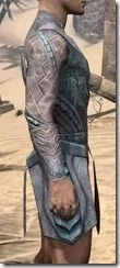 Glass Iron Cuirass - Male Right