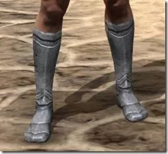 High Elf Iron Sabatonsn - Male Front