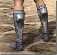 High Elf Iron Sabatonsn - Male Rear