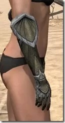 High Elf Orichalc Gauntlets - Female Right