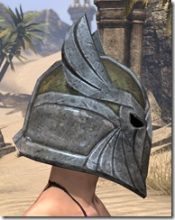 High Elf Orichalc Helm - Female Right