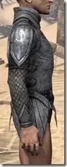 High Elf Steel Cuirass - Male Right