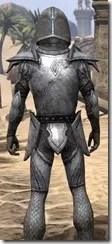 High Elf Steel - Male Close Rear