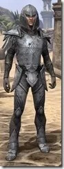 High Elf Steel - Male Front