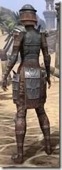 Imperial Steel - Female Rear
