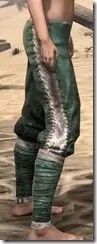 Khajiit Homespun Breeches - Female Right