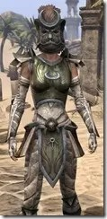 Khajiit Orichalc - Female Close Front