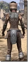 Khajiit Steel - Female Close Rear
