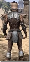 Khajiit Steel - Male Close Rear
